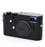 Used M-P (Typ240) Black w/ Battery, Battery Charger, Booklets, Dead Camera Strap, and Thumbs Up