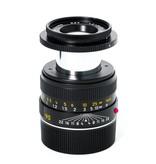 Used 90mm Macro-Elmar F/4 w/ Booklets, Box, Case, Hood,  and Leica UVA E39 Filter