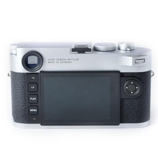 Used Leica M10 Body, Silver Chrome w/Box and Accessories_0503