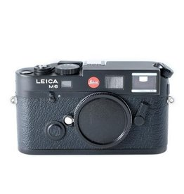 Used Leica M6 TTL  Film Camera (.85 Finder) w/14405 Grip_3392
