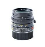 Used Leica 35mm Summilux-M, Black, non-6 Bit Coded_1397