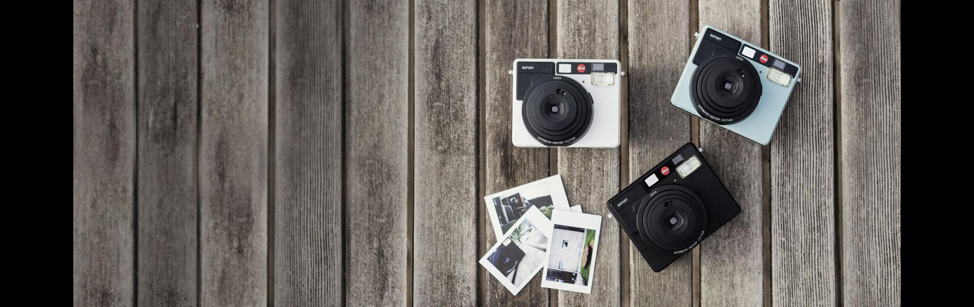 Leica SOFORT Camera