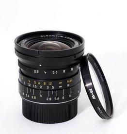 Used 21mm Elmarit 2.8 ASPH (S/N 3848598)
