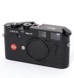 Used M4-P Black (S/N 1551487)