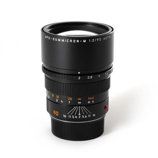 Used Leica 90mm APO-Summicron M_4786