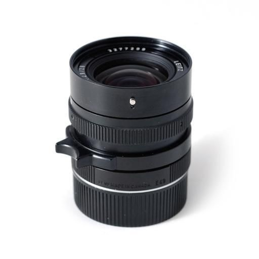 Used Leica 28mm Elmarit-M_7299