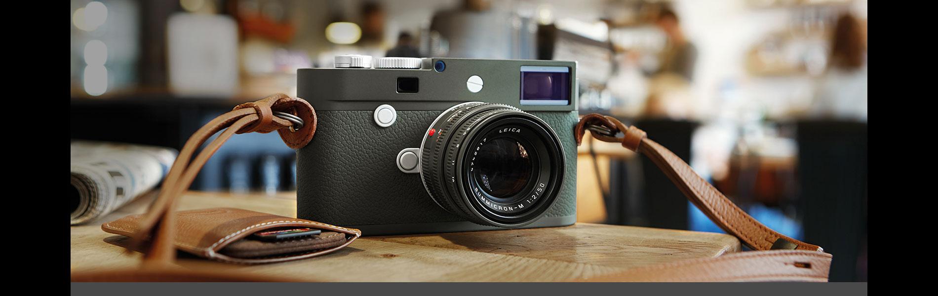Leica M10-P & 50MM F2