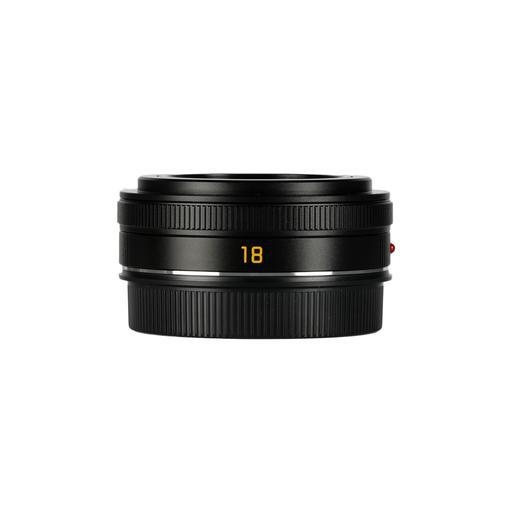 Used 18mm Elmarit-TL f/2.8 ASPH Black Anodized w/ Original Box