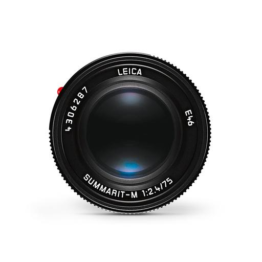 75mm / f2.4 Summarit Black (E46) (M)