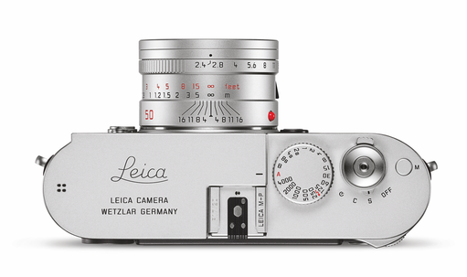 50mm / f2.4 Summarit Silver (E46) M)
