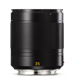 35mm / f1.4 ASPH Summilux Black Anodized (E60) (TL)