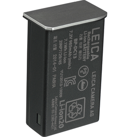 Battery - TL Silver