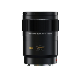 120mm / f2.5 APO CS Macro Summarit (E72) (S)