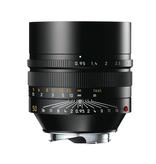 50mm / f0.95 ASPH Noctilux Black Anodized (E60) (M)