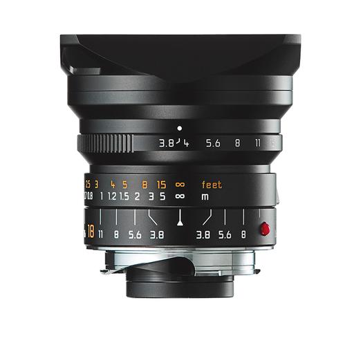 18mm / f3.8 ASPH Super Elmar (E77) (M)