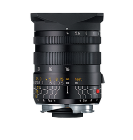 16-18-21mm / f4.0 Tri-Elmar w/ Universal WA Finder (E67) (M)