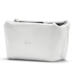 Pouch - C-Lux Small Soft Leather w/ Magnetic Closer (White)