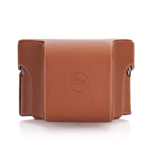 Case: Ever Ready w/ Small Front Cognac M/M-P (Typ 240)