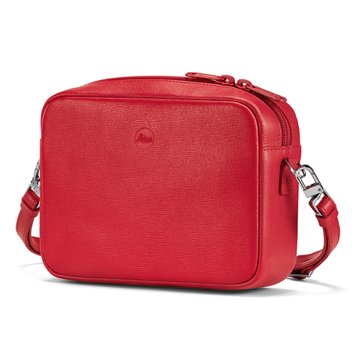 Handbag - C-Lux Leather 'Andrea' (Red)