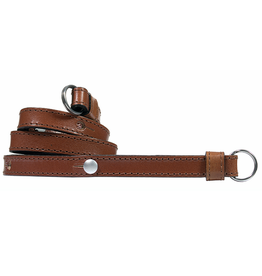 Strap - Traditional Cognac Tanned Leather w/ Neck Pad