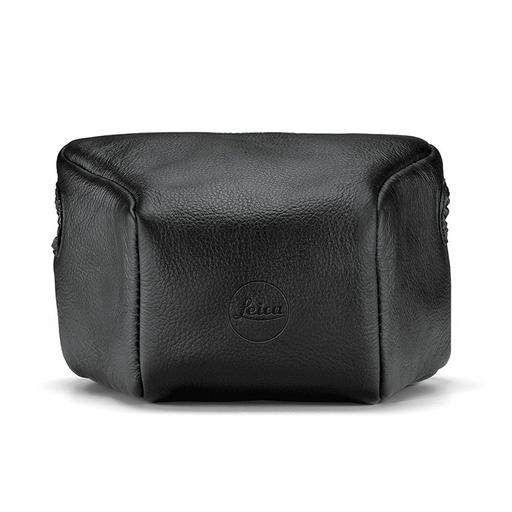 Case: Leather Pouch Black Long M10