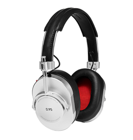 Master and Dynamic for 0.95 MH40S-95 Over-Ear Headphones (Silver)