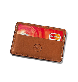 Cardholder, Leather Collection**