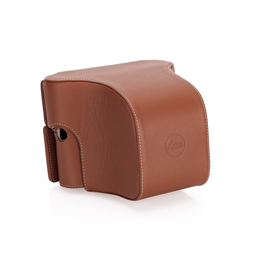 Case: Ever Ready w/ Large Front Cognac M/M-P (Typ 240)
