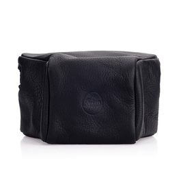 Case - Leather Pouch Black Short M10