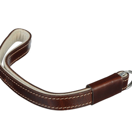 Wrist Strap - Brown Leather X, M
