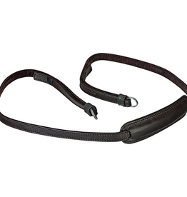 Camera Strap - Leather Dark Brown X, M