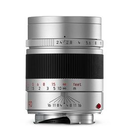 90mm / f2.4 Summarit Silver (E46) (M)**