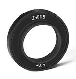 Correction Lens II, +1.0 dpt for M10