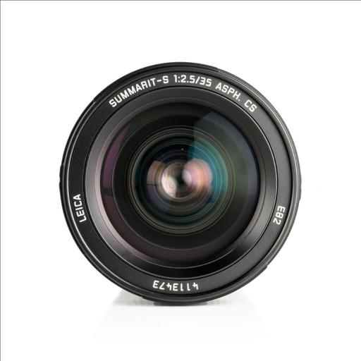 Used Leica Summarit-S 1:2.5 / 35mm ASPH CS