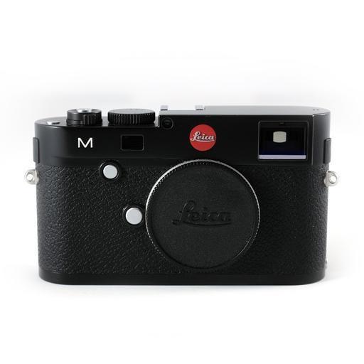 Used Leica M Typ 240, Black_3023