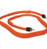 TL Neck Strap - Silicon, Orange-Red