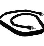 TL Neck Strap - Silicon, Black