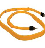 TL Neck Strap - Silicon Melon-Yellow