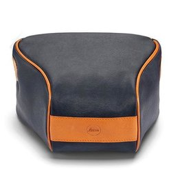 Pouch - Ettas, Coated Canvas / Midnight Blue Q2