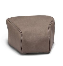 Pouch - Ettas, Coated Canvas / Stone Gray Q2