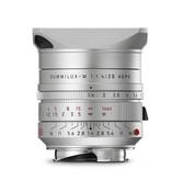 28mm f/1.4 ASPH Summilux Silver Anodized