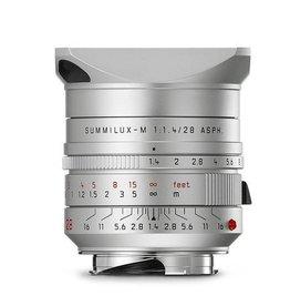 28mm / f1.4 ASPH Summilux Silver Anodized (M)