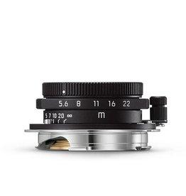 28mm / f5.6 Summaron Matte Black Paint (M)