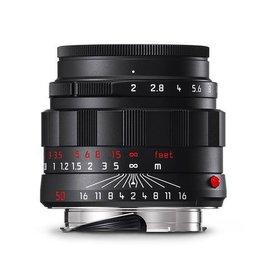 50mm / f2.0 ASPH APO Summicron Black Chrome (M)
