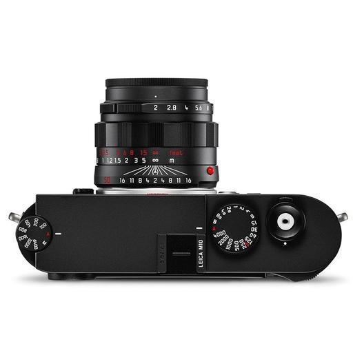 50mm f/2 ASPH APO Summicron Black Chrome
