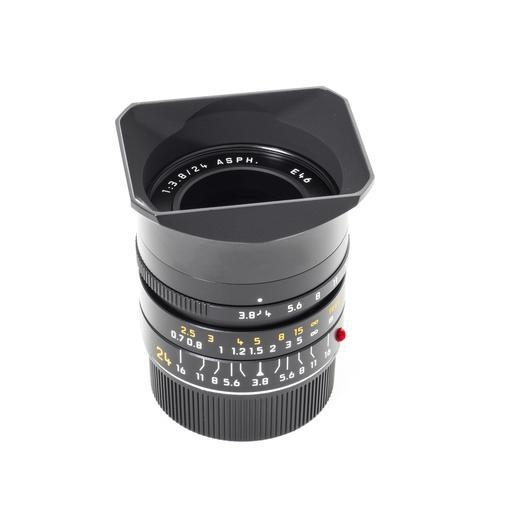 Used 24mm Elmar ASPH f/3.8 (S/N 4142020)