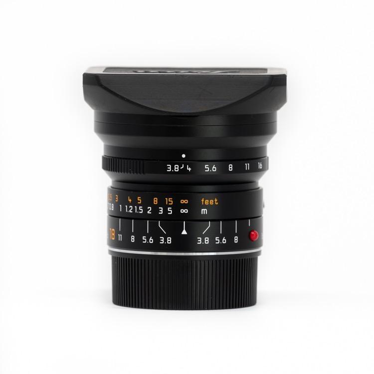 Used 18mm Super Elmar