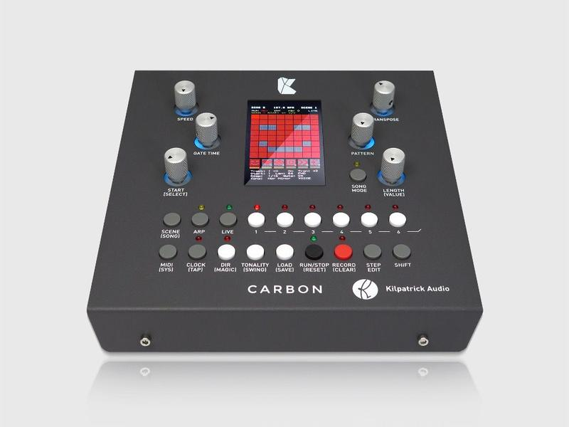 Kilpatrick Audio Carbon, USED