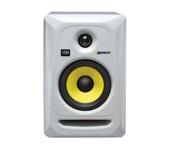KRK Rokit 5 Gen 3 (RP5G3W), White, Single