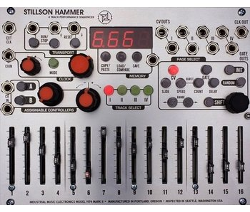 Industrial Music Electronics Stillson Hammer mkII, USED